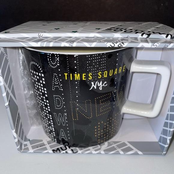 Starbucks Times Square Mug BNIB
